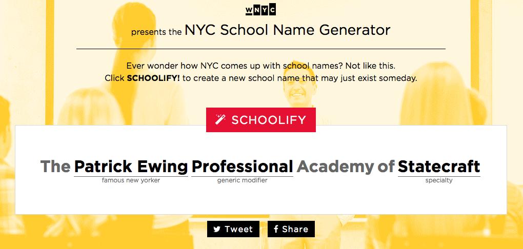 schoolname
