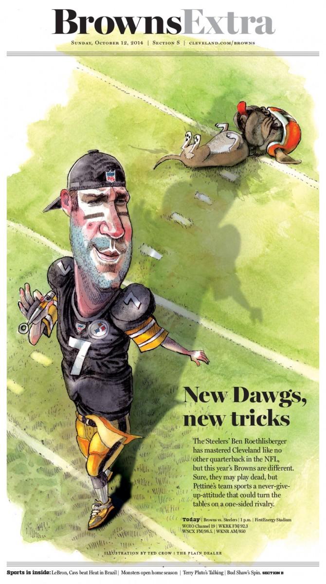 SteelersPregameNewTricks