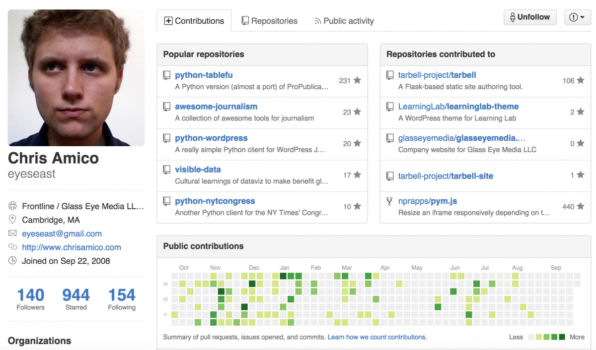 Why you should use GitHub: Lessons for the classroom and