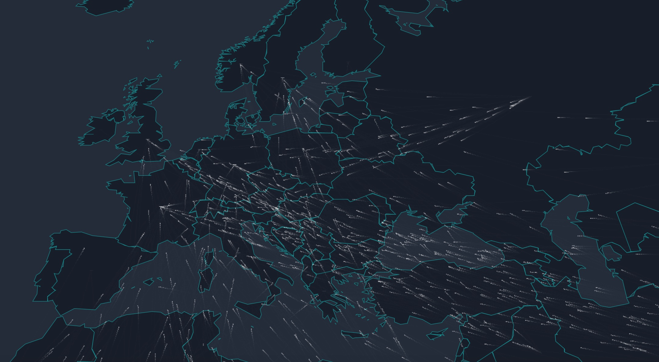 Europe's migrant crisis: A roundup of visualizations