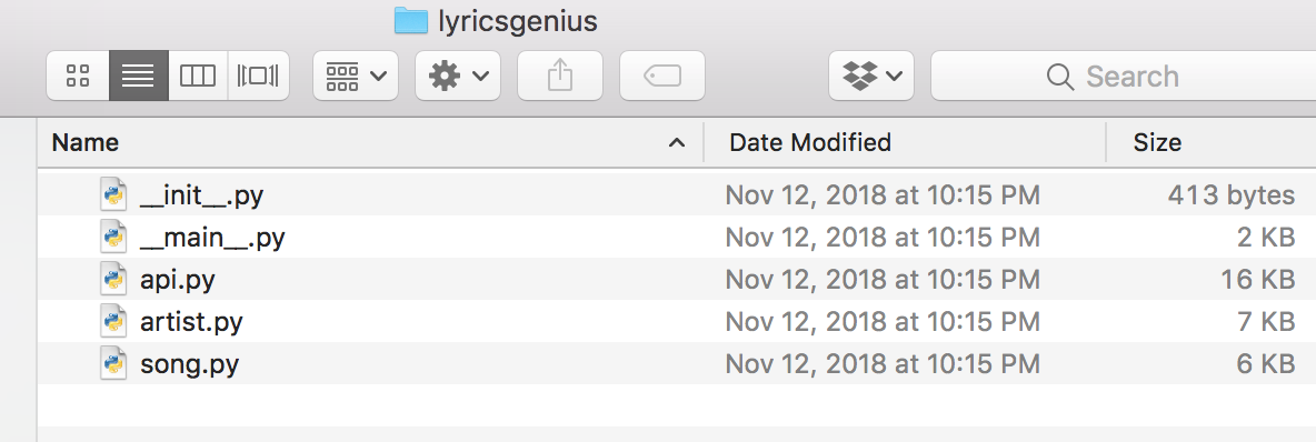 How to download song lyrics from Genius using Python