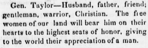 Missouri's Glasgow Weekly Times, October 5, 1848. U.S. Library of Congress