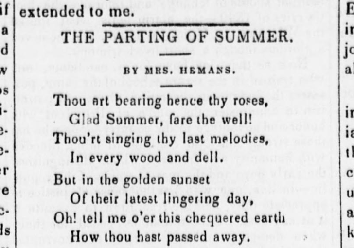 Missouri's Glasgow Weekly Times, October 5, 1848. U.S. Library of Congress.
