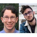Jake Egelberg and Milton Posner